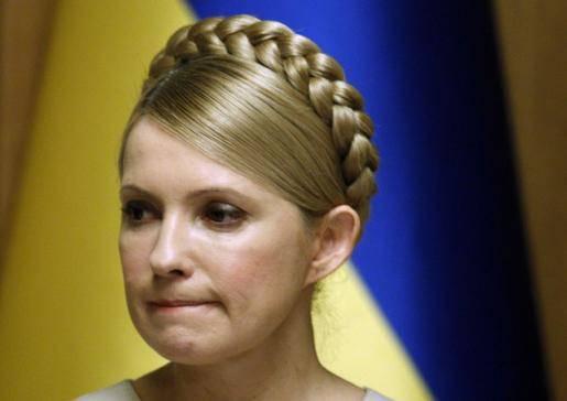 Timochenko pleure la Crimée et promet un effondrement de la Russie