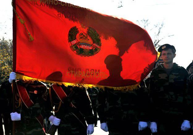 Transnistria le pide a Moscú que incluya la república no reconocida en Rusia
