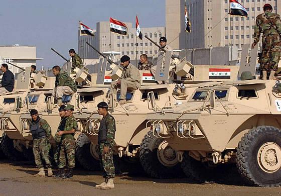 Da quando 2005, le spedizioni di armi statunitensi in Iraq hanno superato 14 miliardi di dollari