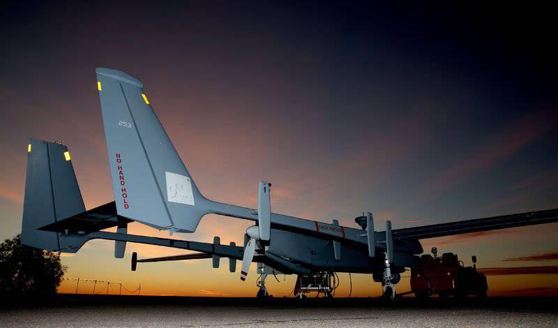 Australien setzt das Heron I UAV in Afghanistan weiterhin ein
