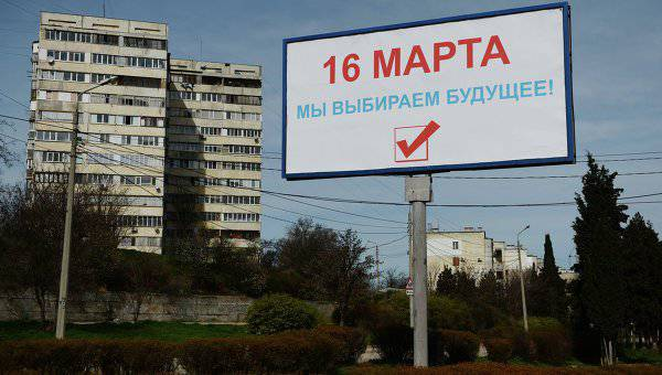 Crimean Referendum and Central Asia