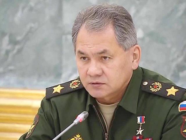 Shoigu a demandé aux dirigeants de la Crimée de libérer le commandant de la marine ukrainienne