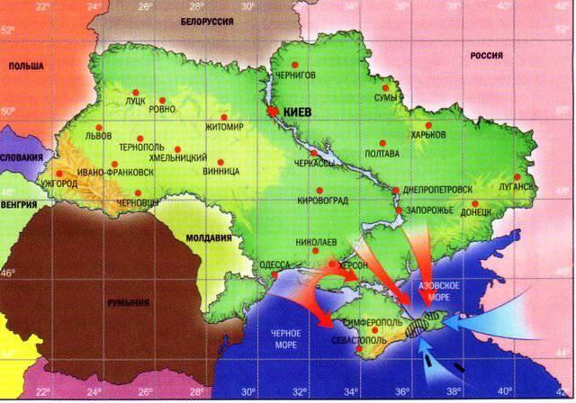 Kiev non lascia speranze di restituire la Crimea con la forza