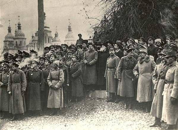 Conselho Central da República da Ucrânia: como foi há cem anos e como acabou