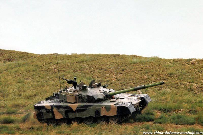 중국은 세계에서 4 번째로 큰 무기 수출국입니다.