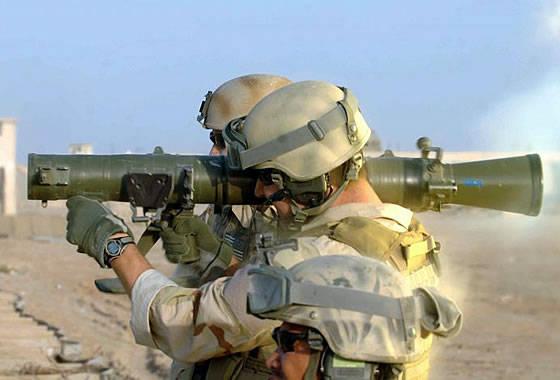 """ग्रेनेड लांचर """"कार्ल गुस्ताव"""" अमेरिकी सेना का मानक आयुध बन जाएगा"""