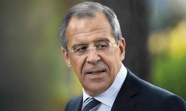 Sergey Lavrov, feliz aniversário!
