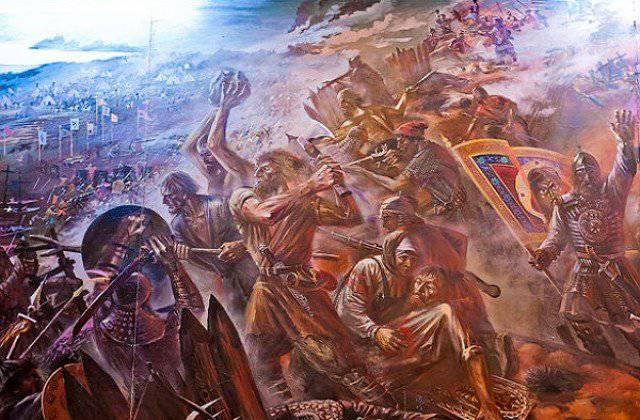 Albazinsky kuşatması: Çinlilere karşı Kazaklar