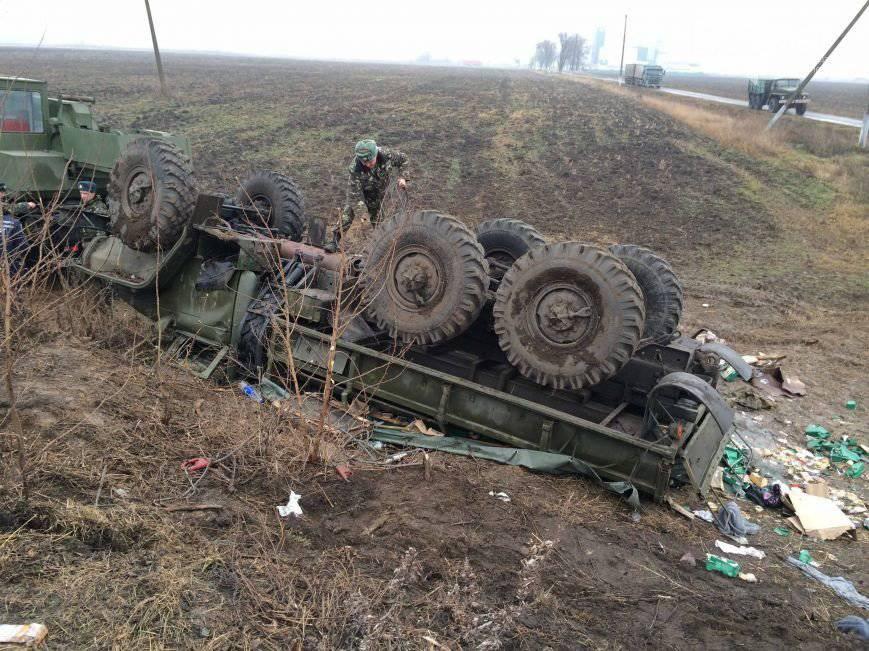 Украинская армия в таком состоянии