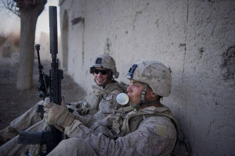 El Pentágono ha gastado en el desarrollo de chicles especiales para soldados $ 12 millones