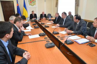 Lugansk Bölge Konseyi Başkanlığı Bildirisi