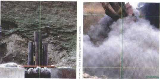반응 폭발 기술 : 반응성 하부 시스템이 IED를 막습니다.