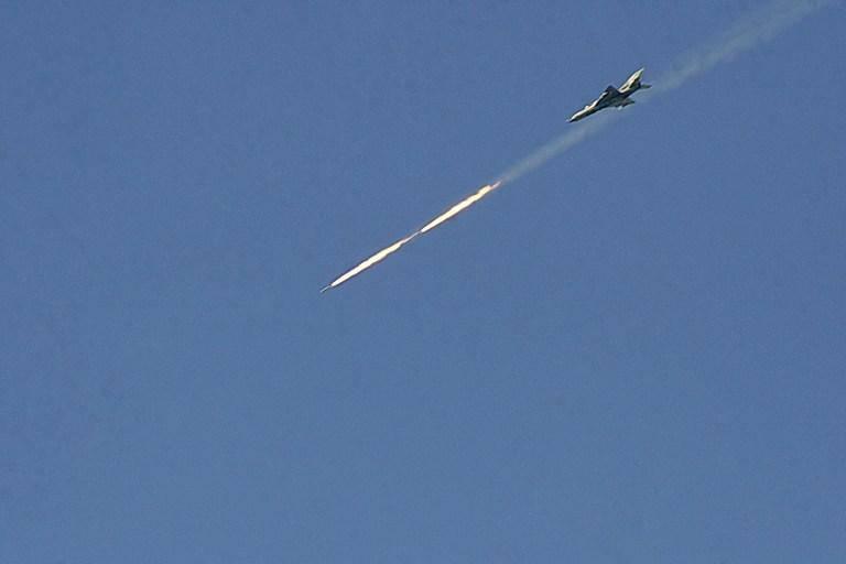 सीरियाई विमान ने तुर्की की सीमा पर गोलीबारी की