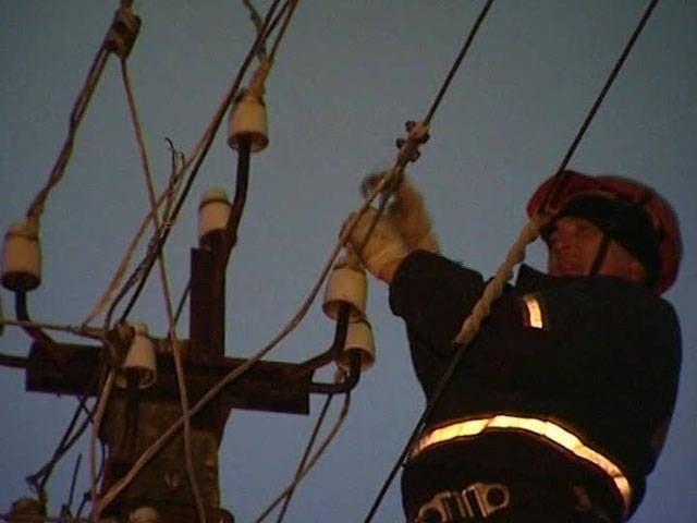 Ucrânia deixou um terço da Crimeia sem eletricidade