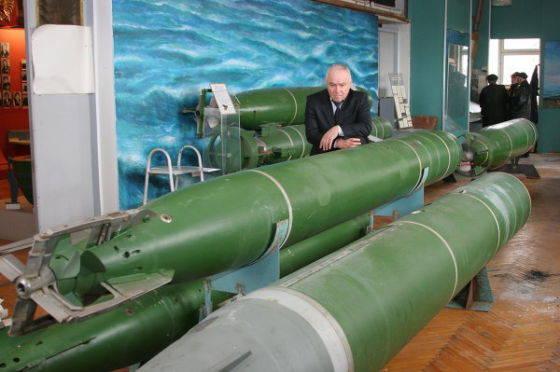 Os últimos torpedos russos terão inteligência artificial