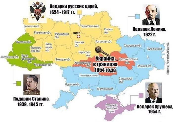 原谅我们,乌克兰!