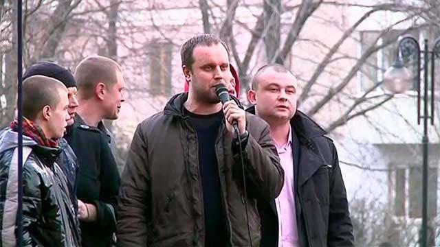 Gubarev - Président de l'Ukraine!