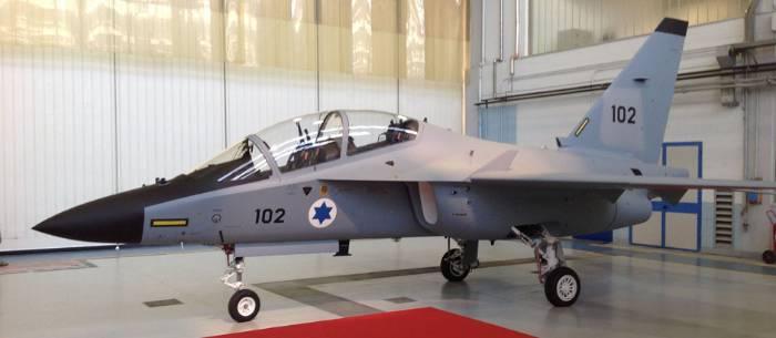 以色列空军的第一架M-346