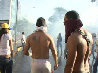 Venezuela stoppt blutige Guarimbas