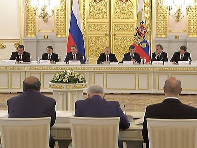 Poutine a relancé le système TRP