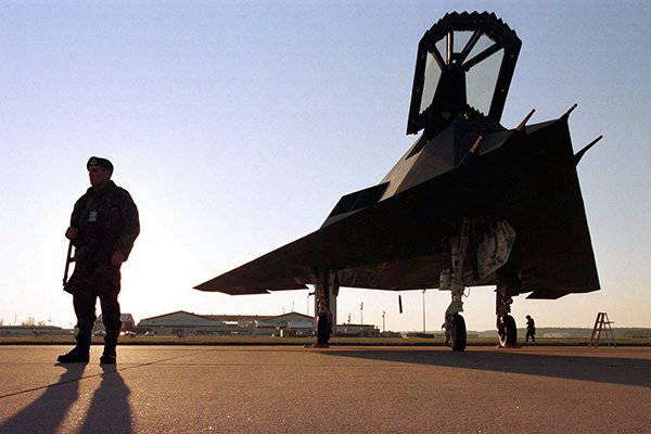 在南斯拉夫的天空中摧毁美国隐形轰炸机的未知细节