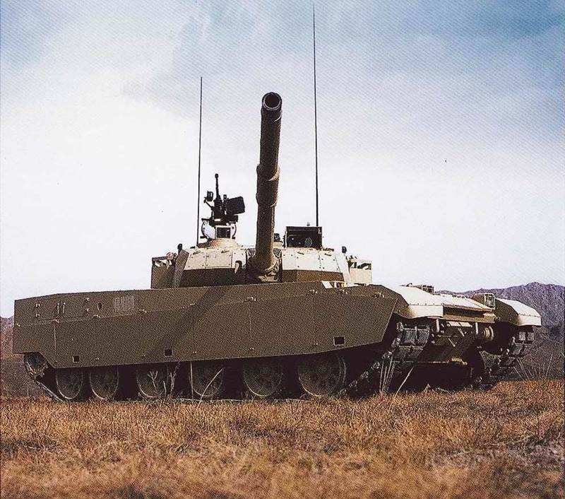 New Chinese tank MBT-3000 will be ready in two years