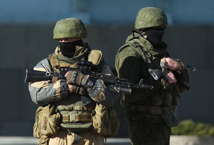 ウクライナのかけらは混乱から「銃を持った男」だけを救うことができる