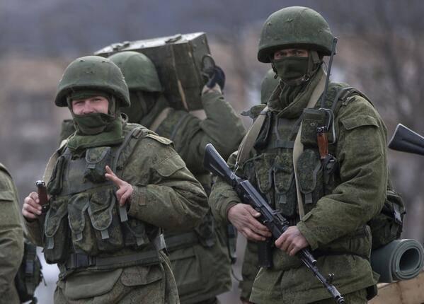 Periódico Wall Street Journal sobre las dificultades de los servicios de inteligencia de los EE. UU. Al rastrear la situación en Crimea
