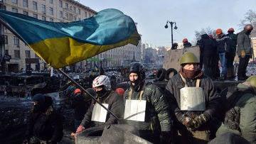 革命的なウクライナの注意を喚起するために:ポライトベアとの闘争の進歩した悲しい経験について