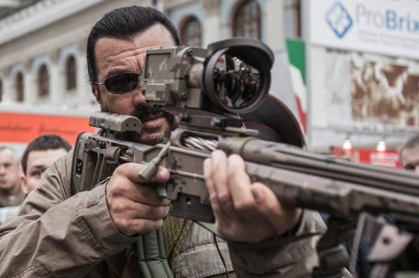 Киллер американского правительства. Звезда Голливуда Стивен Сигал о том, кто стоит за событиями на Украине