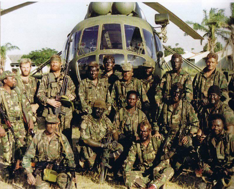 """İyi şans askerleri, """"vahşi kuğular"""", """"savaş köpekleri"""" ... Paralı askerler - onlar kim?"""