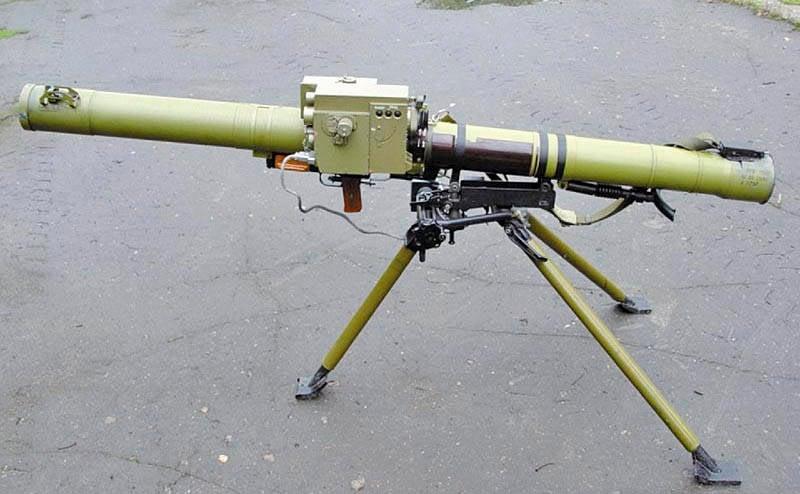 Реактивный противотанковый гранатомет РПГ-29 «Вампир»