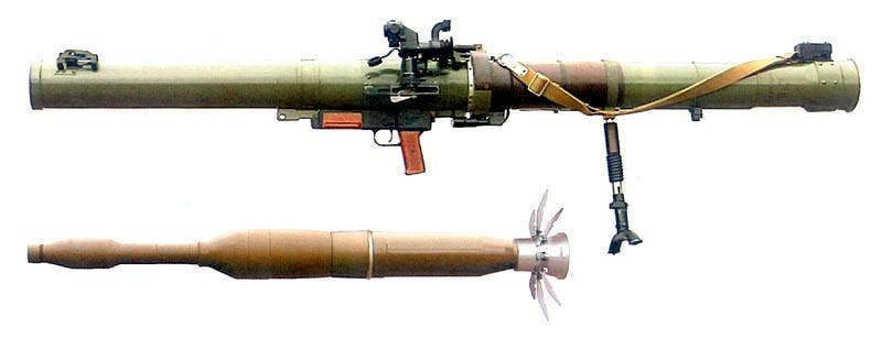 RPG-29「ヴァンパイア」対戦車ロケットランチャー