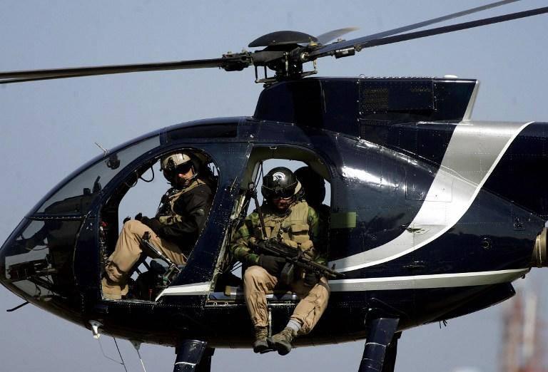 Blackwater Legacy: des mercenaires américains d'Irak et d'Afghanistan sont invités en Ukraine