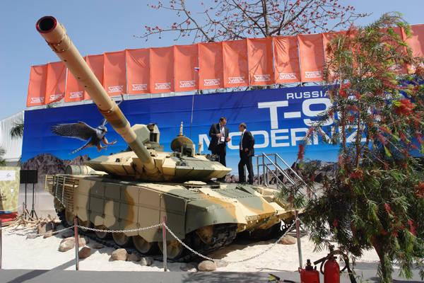 탱크는 제재를 두려워하지 않는다.