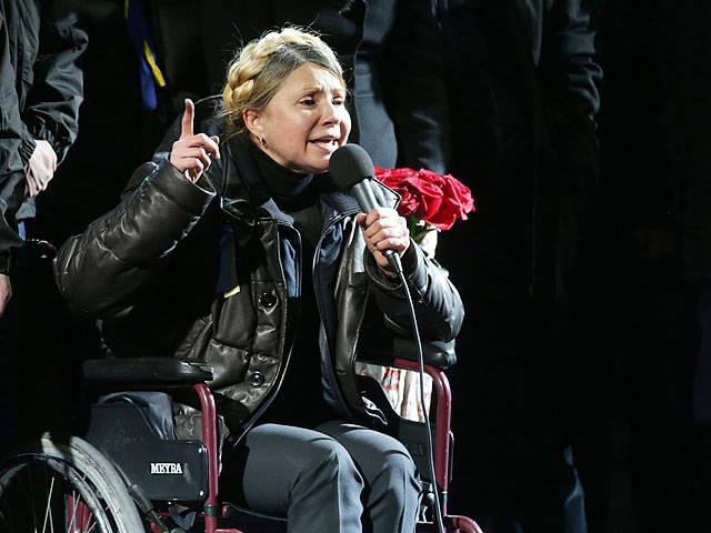 Tymoshenkoは、装甲車を買うように競合他社に勧めました