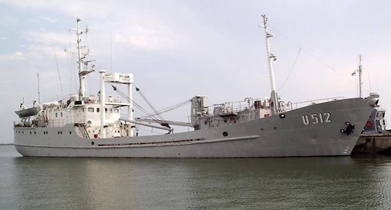 Quali navi sono rimaste nella marina ucraina?
