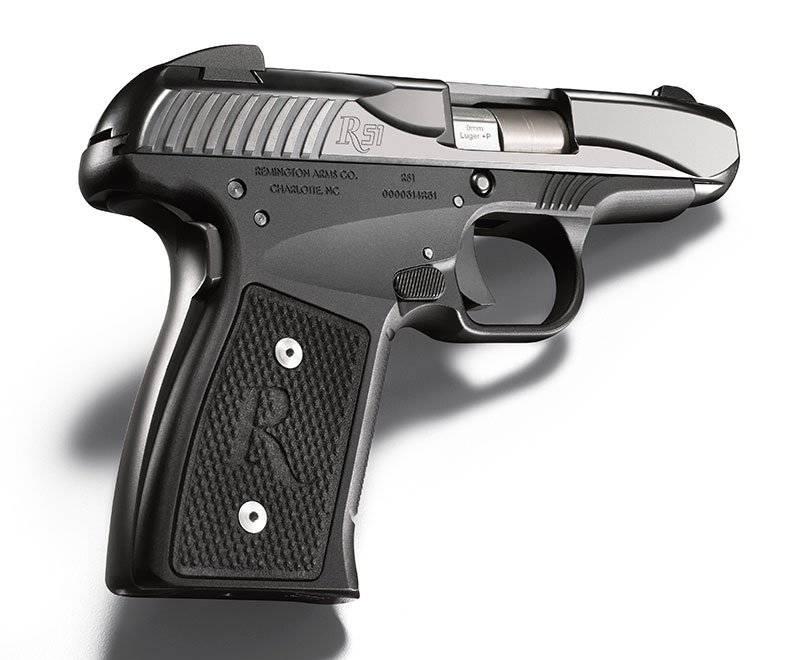 Tabanca Remington R51: Eski bir arkadaş yeni bir ikisinden daha iyidir