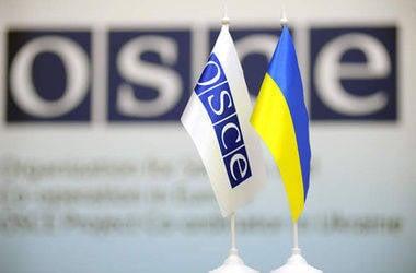 L'OSCE a commencé à travailler en Ukraine