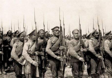 Regularidades de la coalición militar sobre el ejemplo de la Entente.