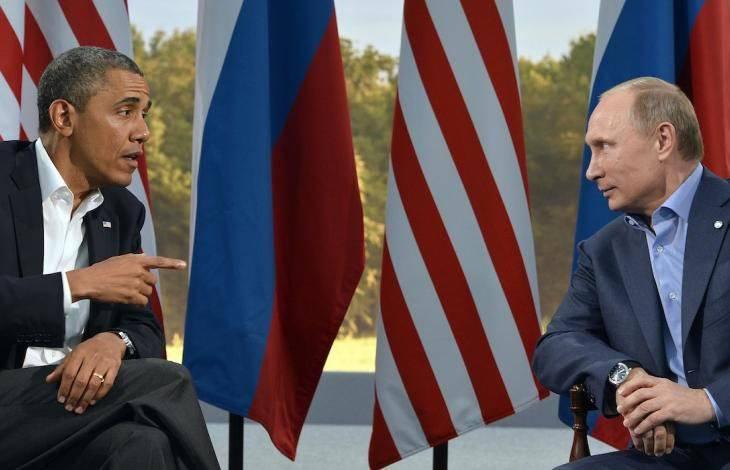 """""""Linea rossa"""" per Obama"""