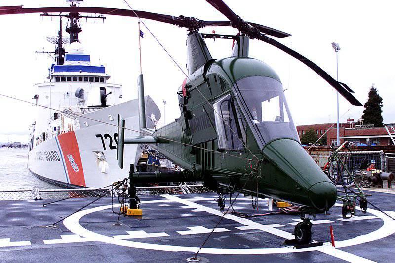 Versão não tripulada do helicóptero Kaman K-MAX