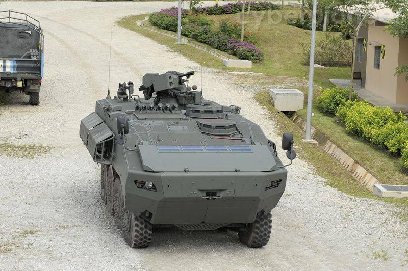 Боевая машина пехоты Terrex