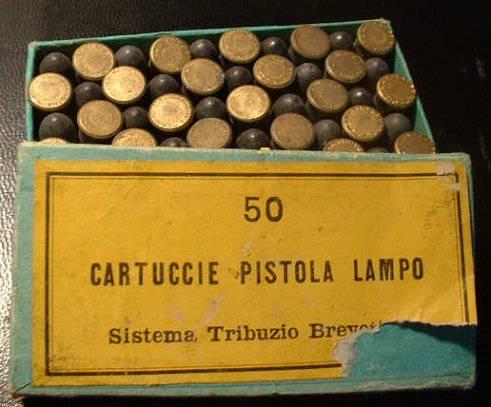 «Пистолет-молния» — «Pistola lampo» Кателло Трибуцио