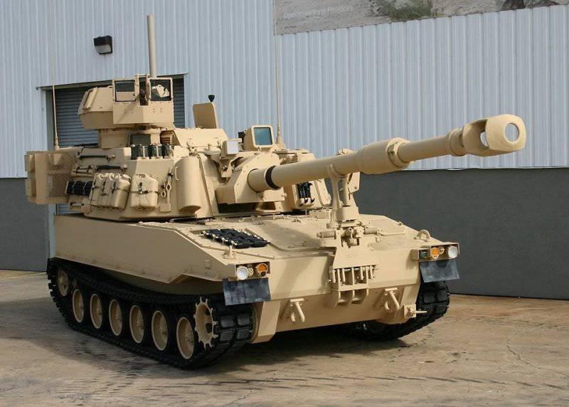 Большие пушки (Самоходные артиллерийские системы в современных условиях)