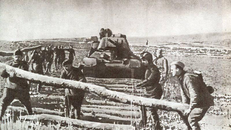 Второй сталинский удар. Часть 4. Проскуровско-Черновицкая наступательная операция
