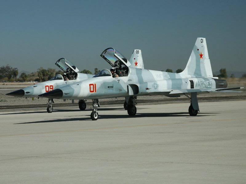 «Второе дыхание» истребителя F-5