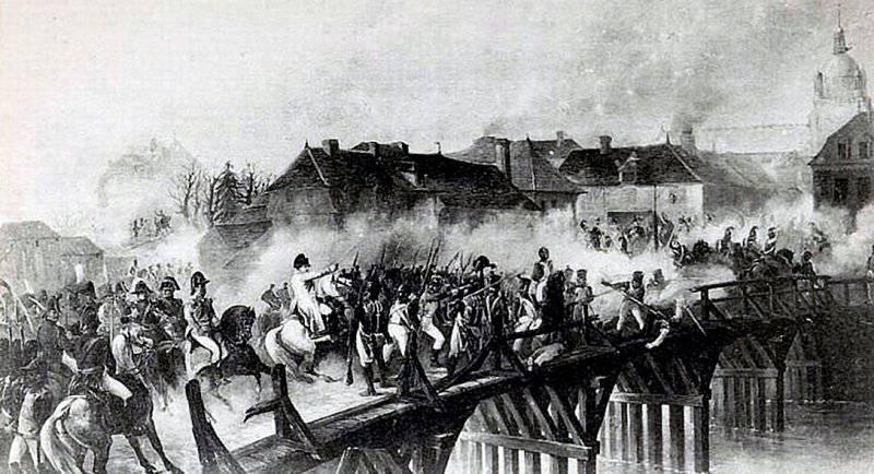 Сражение при Арси-сюр-Об - последнее сражение Наполеона в кампании 1814 года