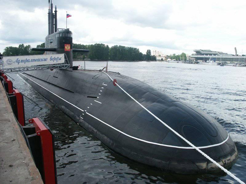 Главком ВМФ рассказал о будущем подводного флота