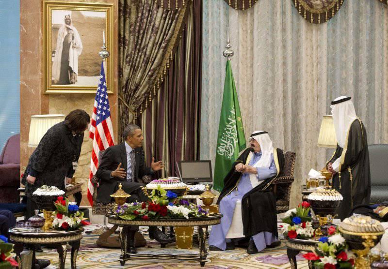 Барак Обама в Саудовской Аравии: за кулисами визита